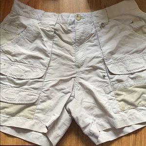 Colombia Omni-Shade PFG fishing shorts